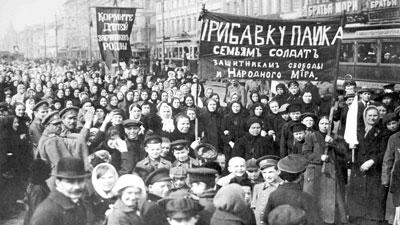 Womens demonstration