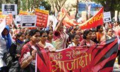 International Women's Day 2017 in Delhi